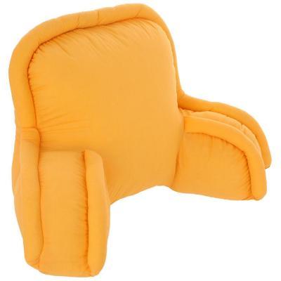 Almohada sillón cama amarrillo 50x44 cm