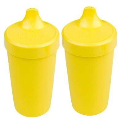 Set 2 Vasos Anti-derrame Amarillo