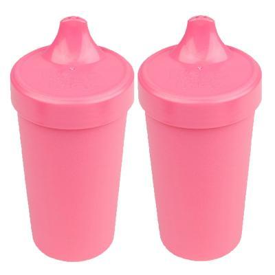Set 2 Vasos Anti-derrame Fucsia