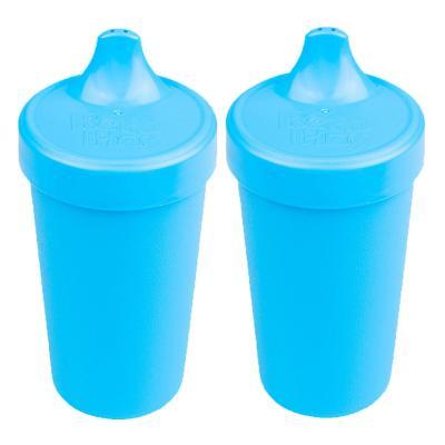 Set 2 Vasos Anti-derrame Azul