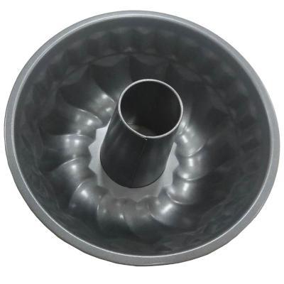 Molde acero al carbono 2000 ml redondo