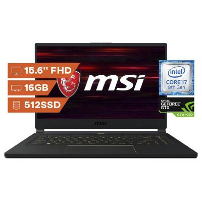 "Notebook i7 / 16GB / 512 GB SSD / GTX 1070 / 15,6"" FHD"