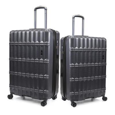 Set 2 maletas f data 180 l hardside gris