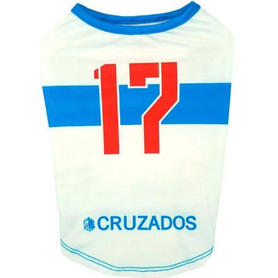 Camiseta oficial UC para perro Talla XXL
