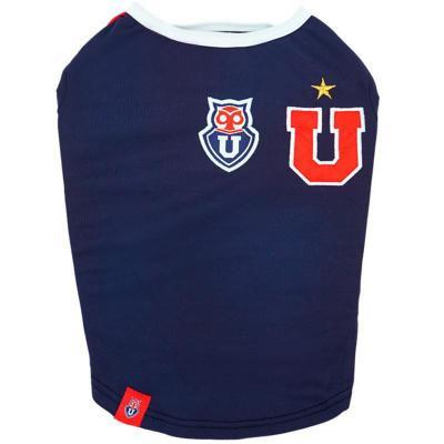 Camiseta oficial UCH para perro Talla L