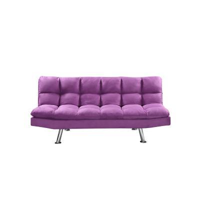 Futón 21x105x180 cm lila