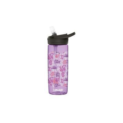 Botella Eddy+ 0,6 Litros Floral Lila