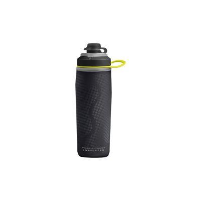 Botella Peak Fitness Chill 0.5L Negro