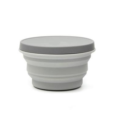 Bowl plegable 300 ml gris