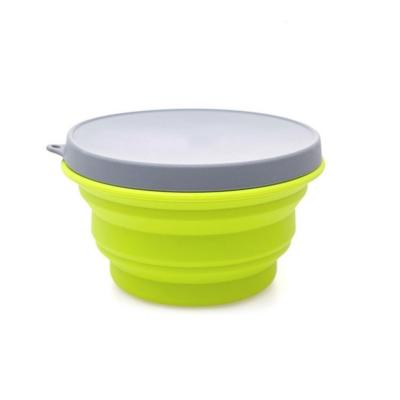Bowl plegable 1000 ml verde