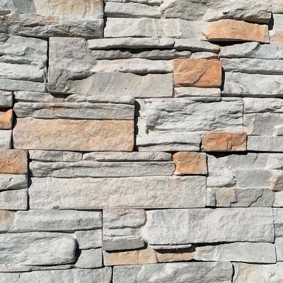 Piedra Reconstituida Tungurahua Oliva 0,25 m2