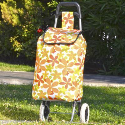 Carro de compras 92x35x25 cms poliéster 20 kg