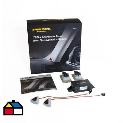 Sensor de adelantamiento y punto ciego para autos