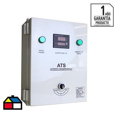 Tablero transferencia (ATS) generadores diesel