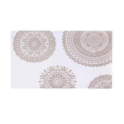 Set 6 Individuales Mandala Beige