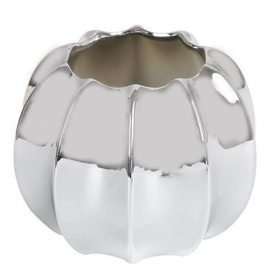 Florero esfera cerámica 10 cm