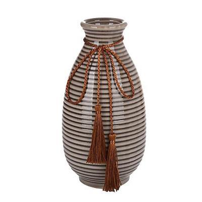 Florero cerámica Remi 35 cm