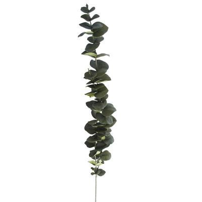 Vara artificial eucalyptus verde de 83 cm