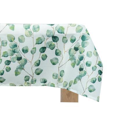 Mantel antimanchas Eucalipto 160X220 cm