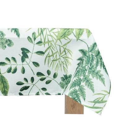 Mantel antimanchas Botánico 160X220 cm