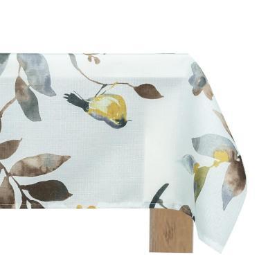 Mantel antimanchas Pájaros 180 X 280 cm