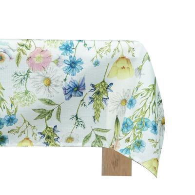 Mantel antimanchas Primavera 130X180 cm