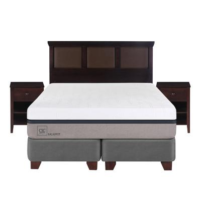 Box spring balance king fn + muebles