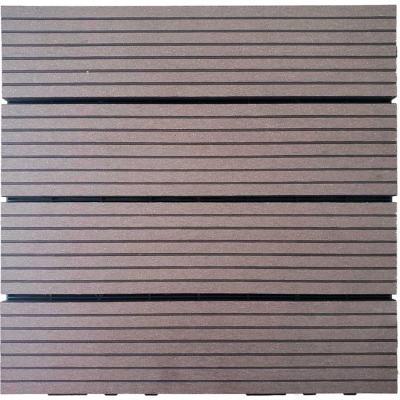 Deck modularchocolate 30x30 cm