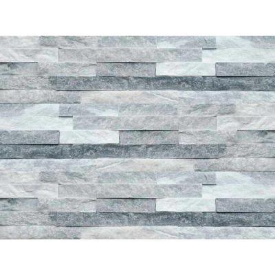 Piedra cuarzo grey 15x60 cm 0,72 m2