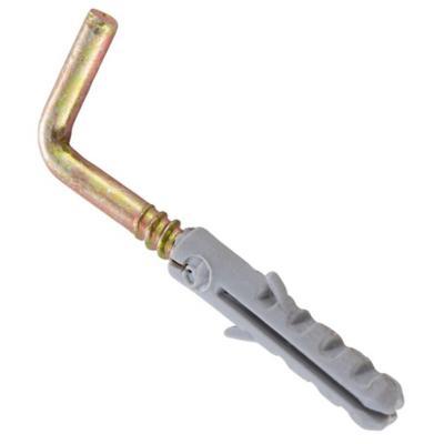Tarugo con tornillo 4 mm 10 unidades