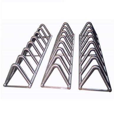 Bicicletero Wels capacidad 7 bicicletas acero
