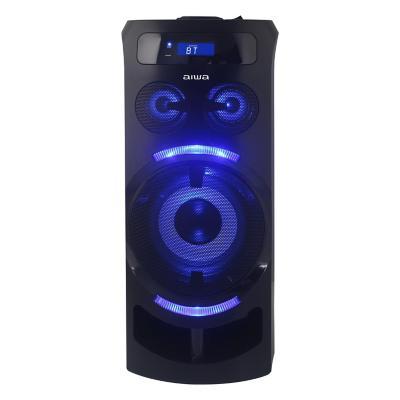 Parlante portátil bluetooth karaoke