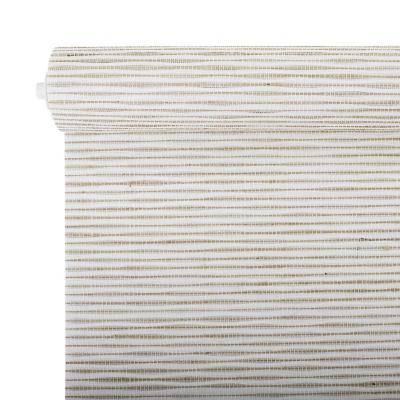 Cortina Enrollable Fiber Wave 120x170 cm Blanco