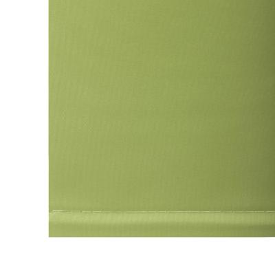 Cortina Enrollable Blackout Color 120X170 Verde