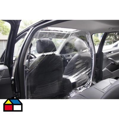 Barrera de aislamiento de coche