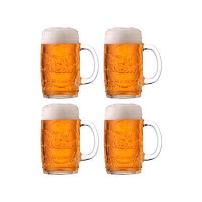 Set cerveceros 480 cc 4 unidades
