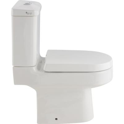 Wc 6 litros genova plus P-trap dualflush