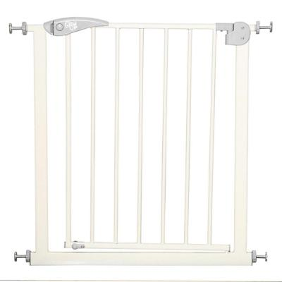 Puerta de Seguridad infantil 75x80x4 cm blanco