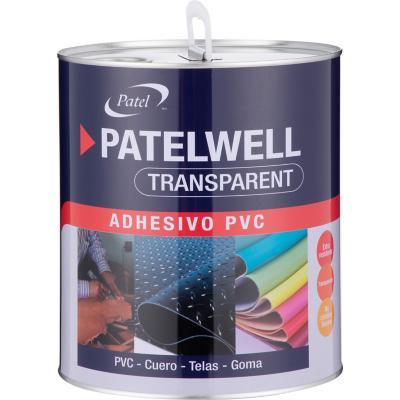 Adhesivo de contacto transparente 1 galon
