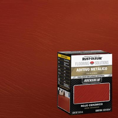 Aditivo metálico 59,15 ml brillante rojo