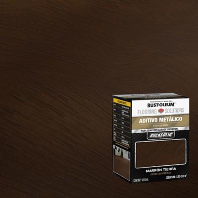 Aditivo metálico 59,2 ml brillante marrón tierra