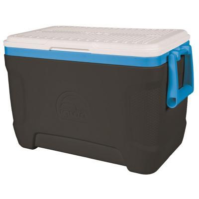 Cooler Nevera con ruedas 23 litros gris