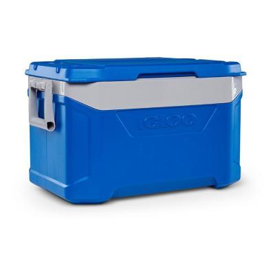 Cooler Nevera 47 litros celeste