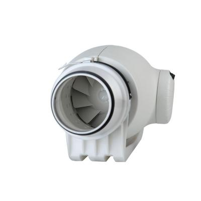 Extractor de aire tubular 250/100