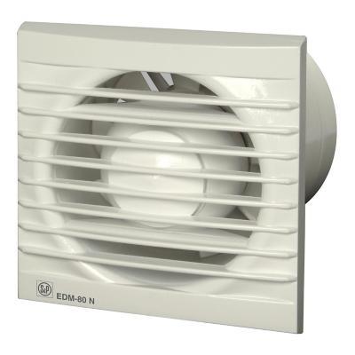 Extractor de aire para baño 80nt