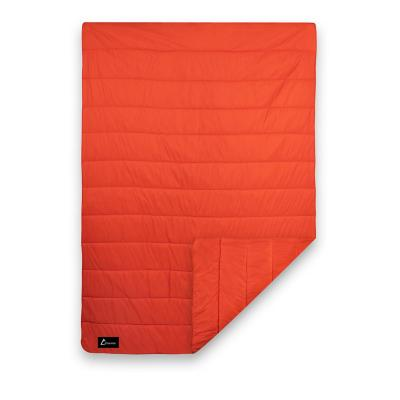 Manta outdoor Acolchada Nalca 190x132 cm rojo