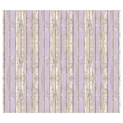 Alfombra Vinílica Madera Violeta 140x160 cm