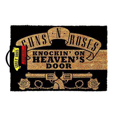 Limpiapiés Guns n Roses Knockin on Heavens Doors