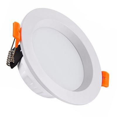 Foco LED embutido 7W luz cálida IP20