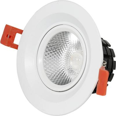 Foco LED Alicante C basculate 18W cálida